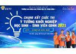 CHUNG KẾT CCT1 STARTUP KITE - Ý TƯỞNG KHỞI NGHIỆP HSSV GDNN NĂM 2021